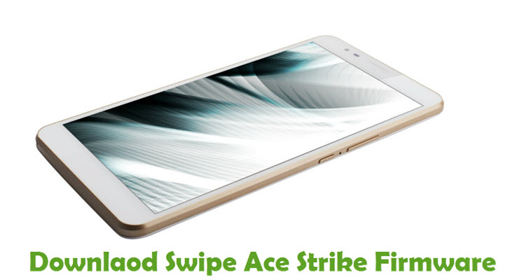 Download Swipe Ace Strike Firmware