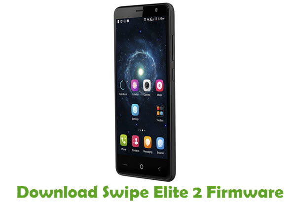 Download Swipe Elite 2 Firmware