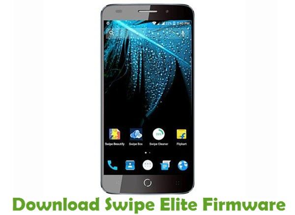 Download Swipe Elite Firmware