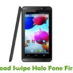 Swipe Halo Fone Firmware
