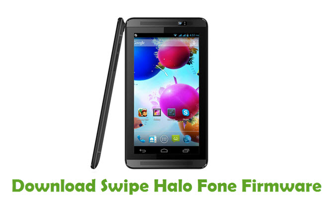Download Swipe Halo Fone Firmware