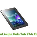 Swipe Halo Tab X74s Firmware
