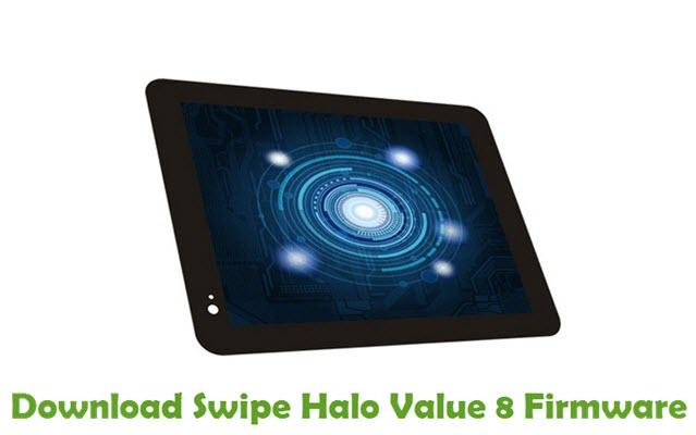 Download Swipe Halo Value 8 Firmware