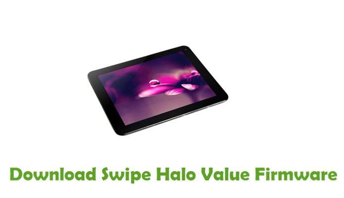 Download Swipe Halo Value Firmware