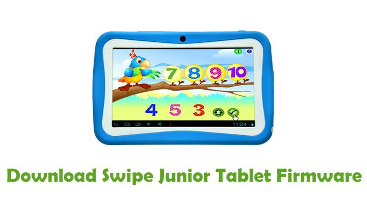 Download Swipe Junior Tablet Firmware