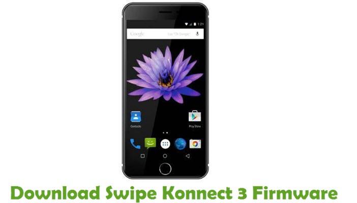 Download Swipe Konnect 3 Firmware
