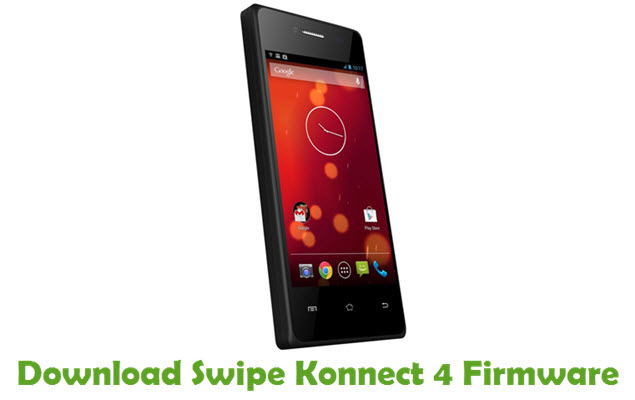 Download Swipe Konnect 4 Firmware