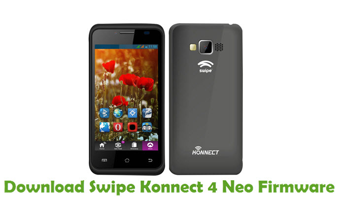 Download Swipe Konnect 4 Neo Firmware