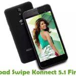 Swipe Konnect 5.1 Firmware