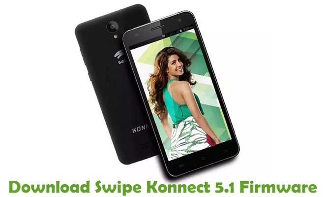 Download Swipe Konnect 5.1 Firmware
