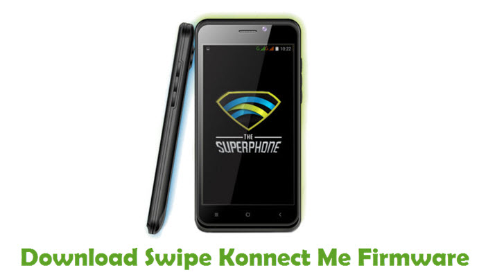 Download Swipe Konnect Me Firmware