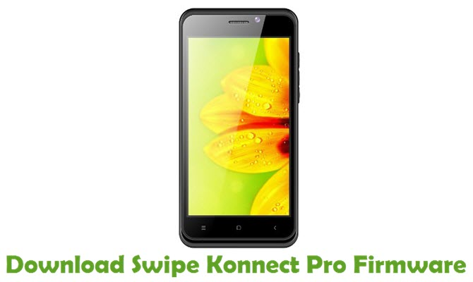 Download Swipe Konnect Pro Firmware