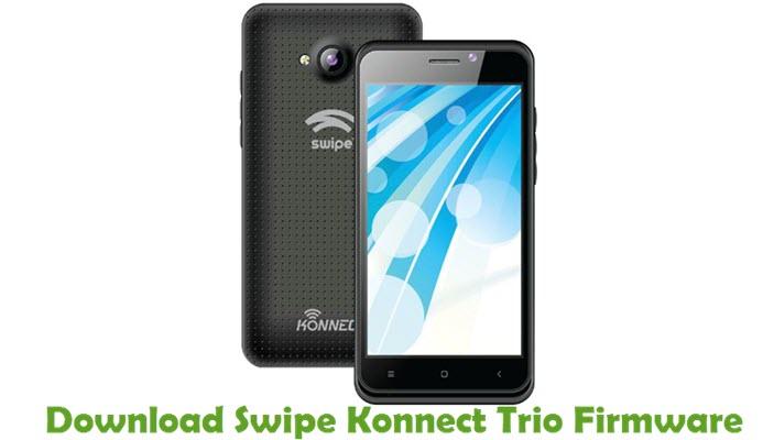 Download Swipe Konnect Trio Firmware