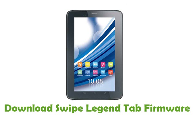 Download Swipe Legend Tab Firmware