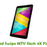 Swipe MTV Slash 4X Firmware