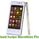 Swipe Marathon Firmware