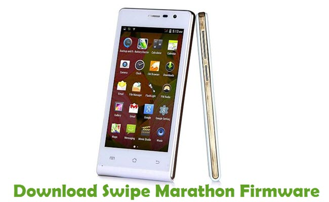 Download Swipe Marathon Firmware