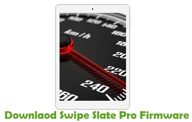Download Swipe Slate Pro Firmware