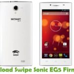 Swipe Sonic EG5 Firmware