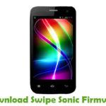 Swipe Sonic Firmware