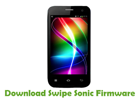 Download Swipe Sonic Stock ROM