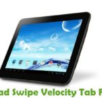 Swipe Velocity Tab Firmware
