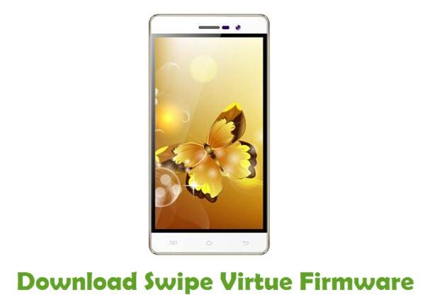 Download Swipe Virtue Stock ROM