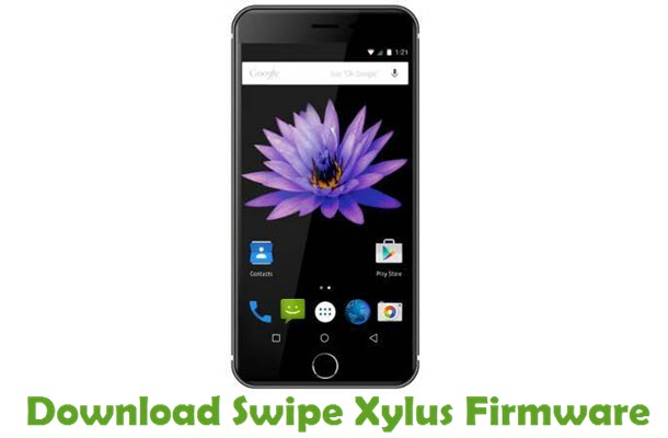 Download Swipe Xylus Firmware