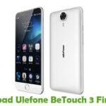 Ulefone BeTouch 3 Firmware