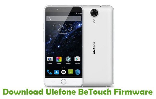 Download Ulefone BeTouch Firmware