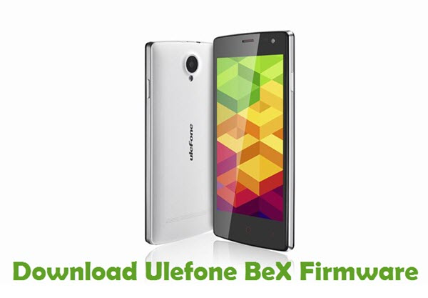 Download Ulefone BeX Firmware