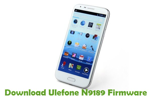 Download Ulefone N9189 Firmware