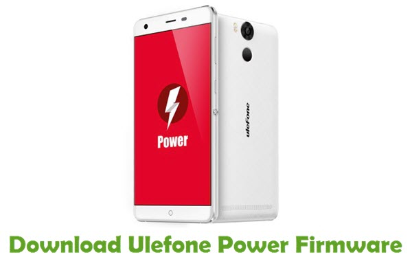 Download Ulefone Power Firmware
