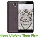 Ulefone Tiger Firmware