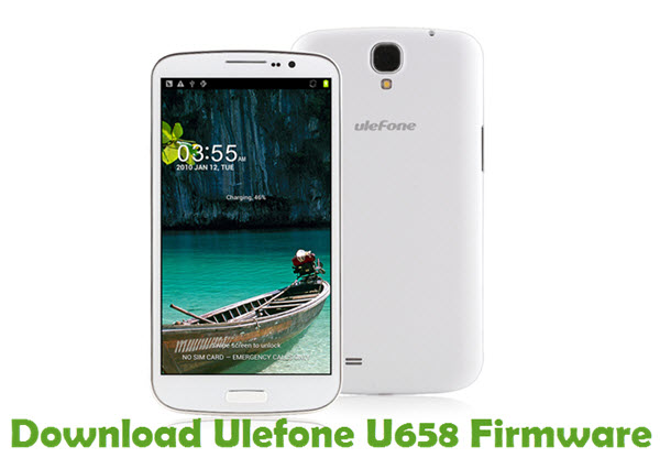 Download Ulefone U658 Firmware