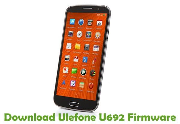 Download Ulefone U692 Firmware