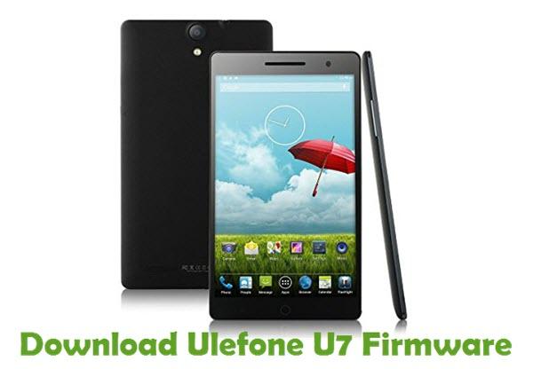 Download Ulefone U7 Firmware