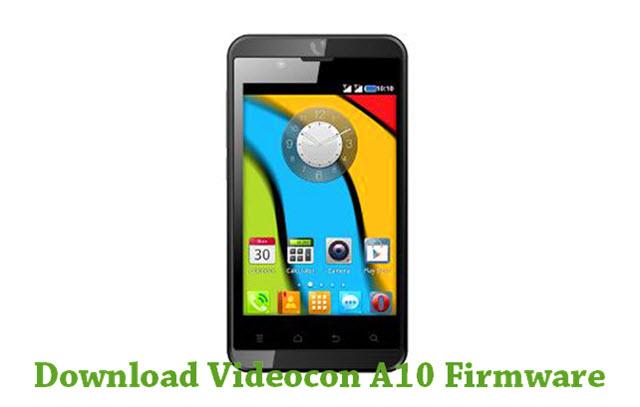 Download Videocon A10 Firmware