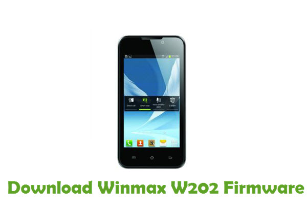 Download Winmax W202 Firmware
