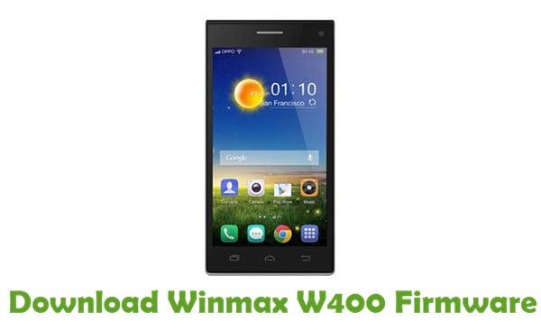 Download Winmax W400 Firmware