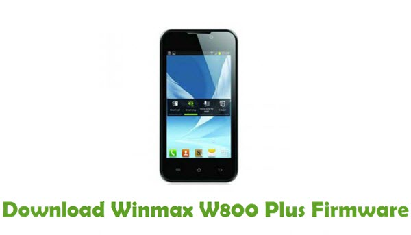 Download Winmax W800 Plus Firmware