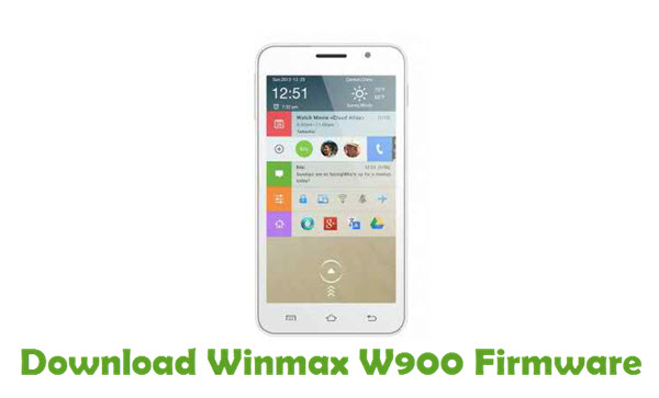 Download Winmax W900 Firmware