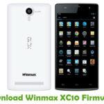 Winmax XC10 Firmware