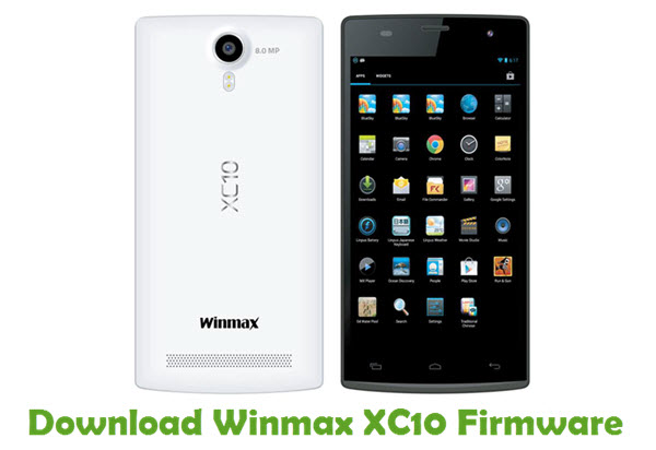 Download Winmax XC10 Firmware