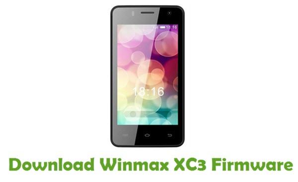 Download Winmax XC3 Firmware
