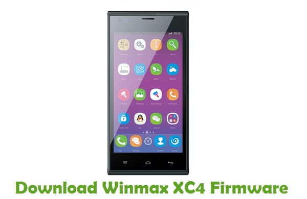 Download Winmax XC4 Firmware