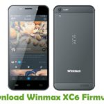 Winmax XC6 Firmware