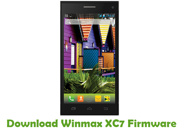 Download Winmax XC7 Firmware