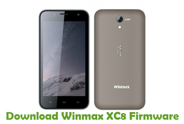 Download Winmax XC8 Firmware
