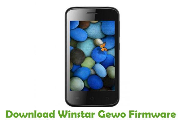 Download Winstar Gewo Firmware